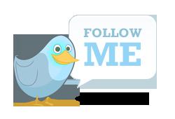 Free twitter badge