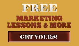 Marketing Lessons and a Free Session with a Marketing Coach