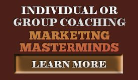 Marketing Strategy Mastermind Groups with Marketing Coach Karilee Orchard